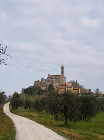 Baschi Umbria Italy