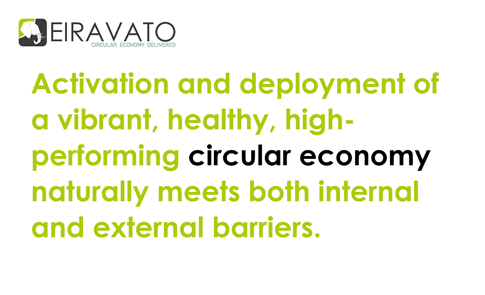 circular economy barriers