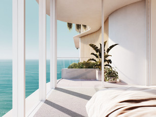 A life of luxury by the sea - La Mer interactive display suite is now open