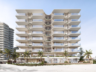 Construction is Underway at Cabana, Palm Beach