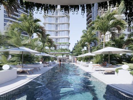 Belvue, Runaway Bay: $100m luxury Runway Bay tower unveiled