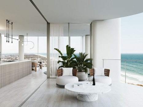 Upgrading from a home to a custom apartment - luxury living at The Monaco
