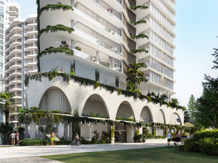 Gold Coast development: New $95m high-rise planned for central Main Beach