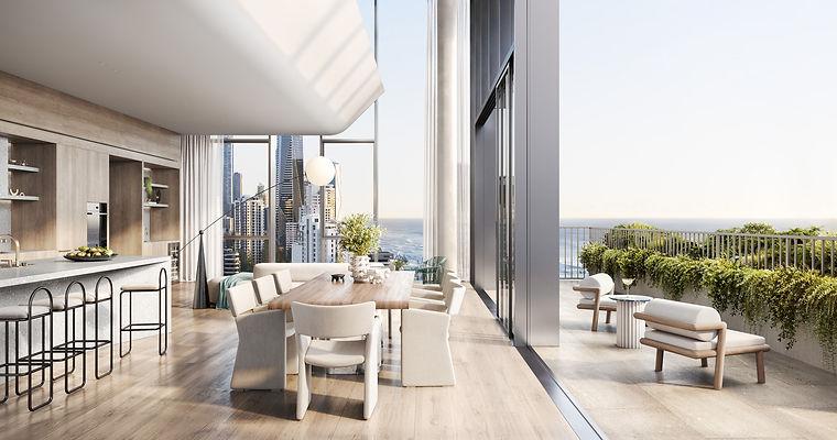 OBR penthouse