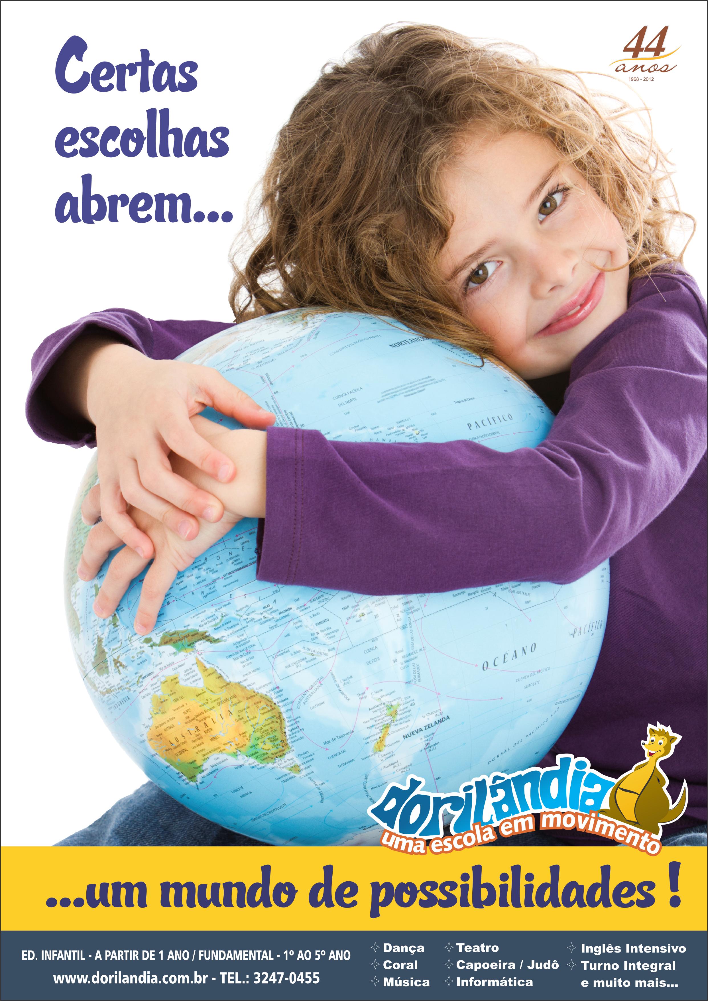 Revista Yacht - Escola Dorilândia