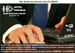Folder - Hotel Ondimar