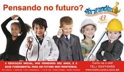 Revista - Escola Dorilândia