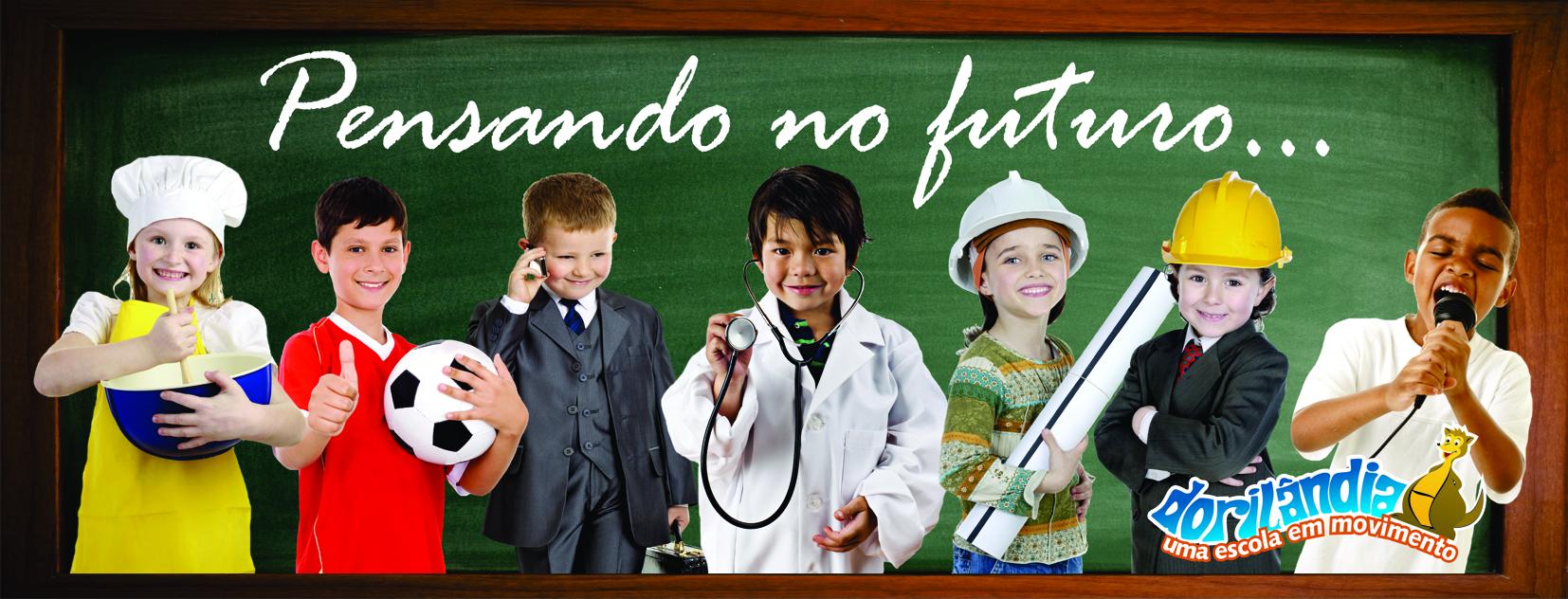 Banner - Escola Dorilândia