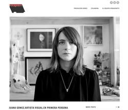 Juana Gómez VoragineTV