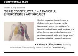 Juana Gomez Contructal Blog