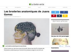 La Boite Verte-Juana Gomez