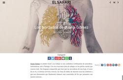 El Safari-Juana Gomez