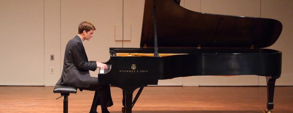 Rachmaninoff Etude-Tableau op. 39 no. 9 in D major