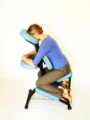 Massage sur chaise Amour Universel