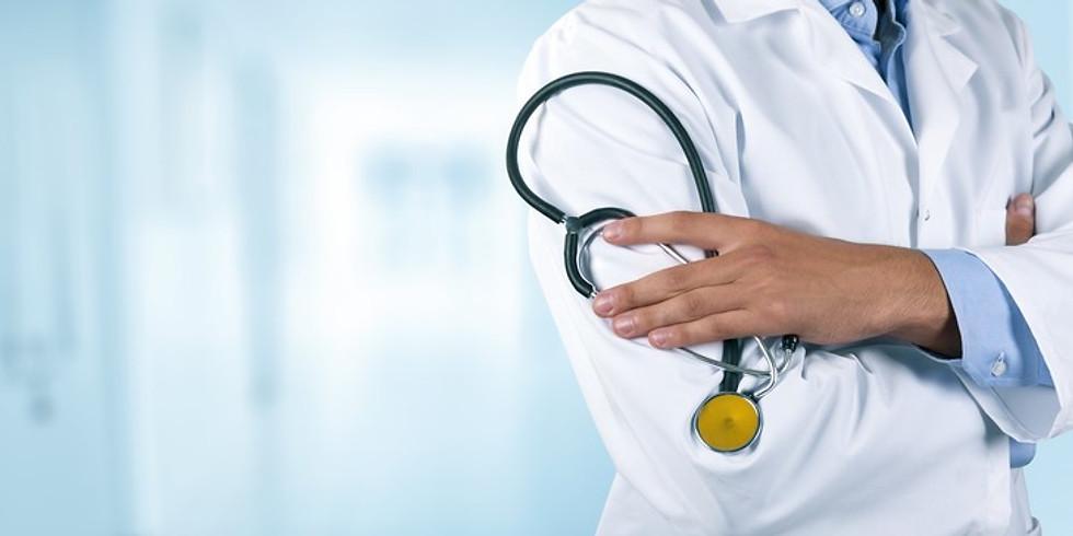 Professionnels de la santé, à vous de vous faire traiter!