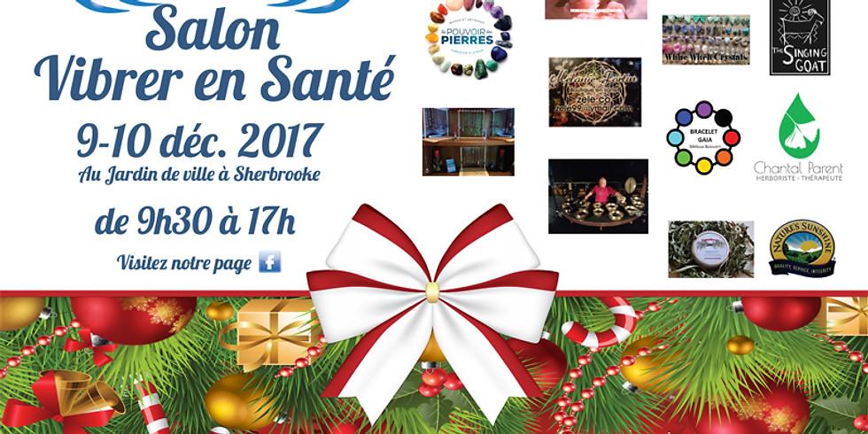 Salon Vibrer en Santé, Marché de Noël