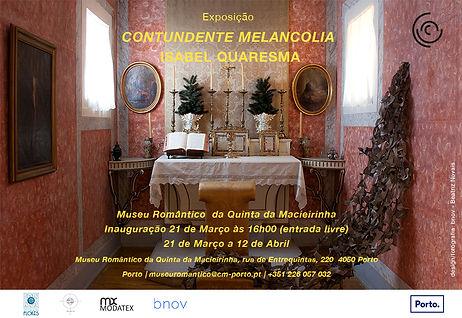 Exposição no museu romântico