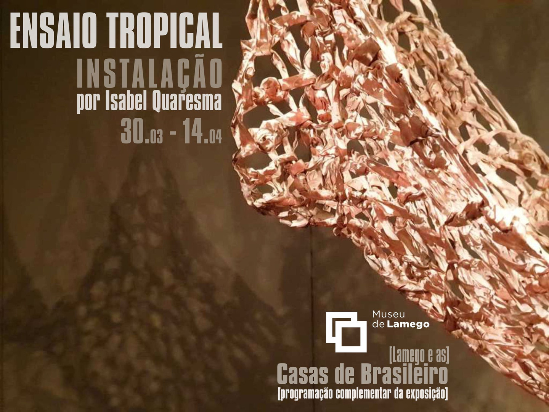 Ensaio Tropical - Cartaz