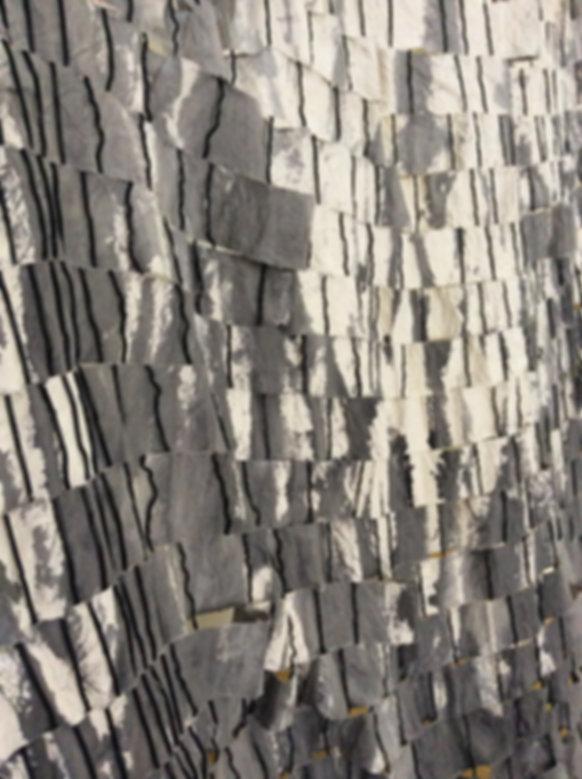 video da exposição textil e desenho