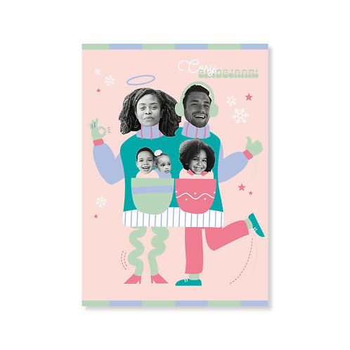 Cosiness together - PASTEL