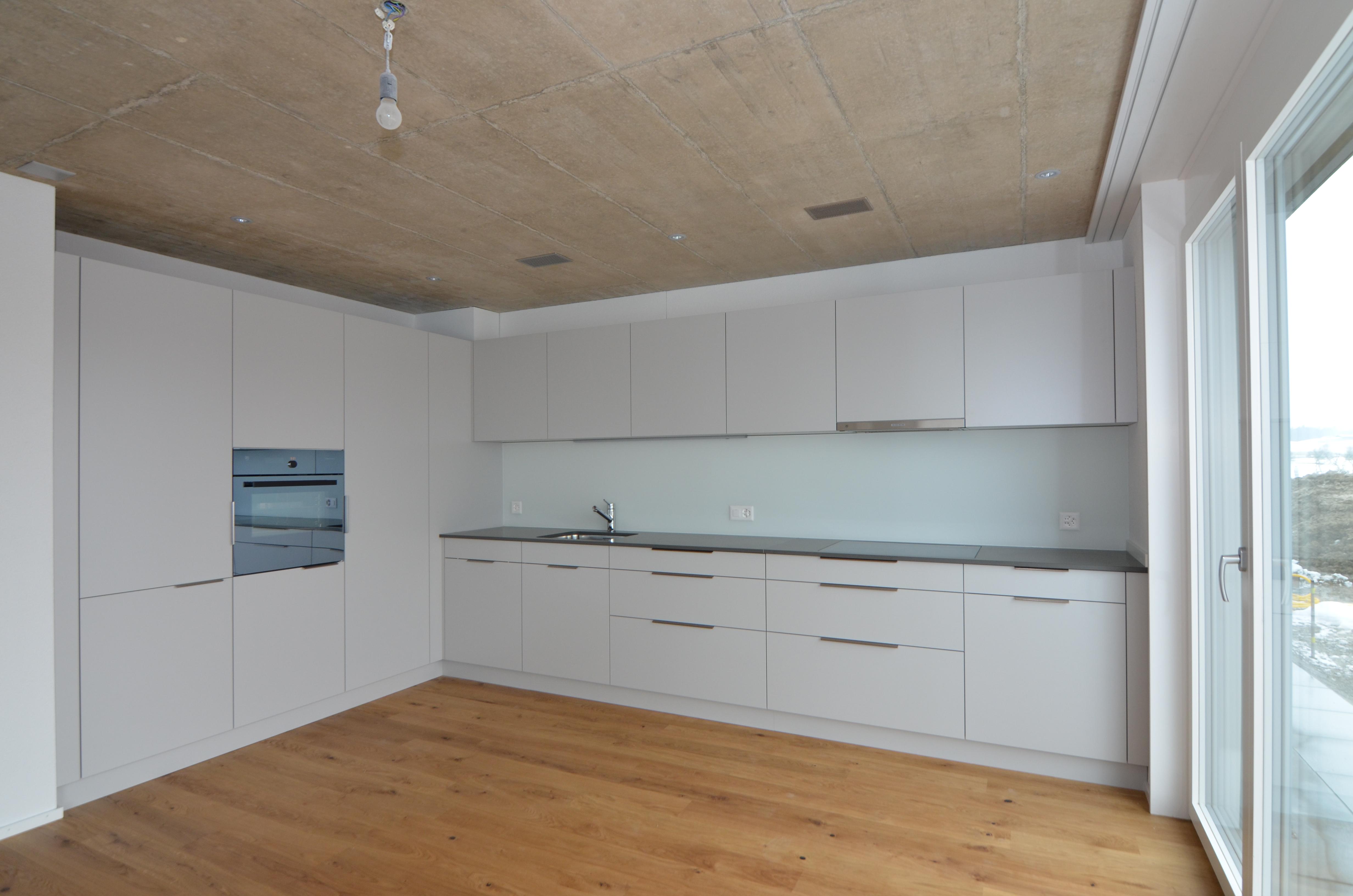 Neubau Küche OG