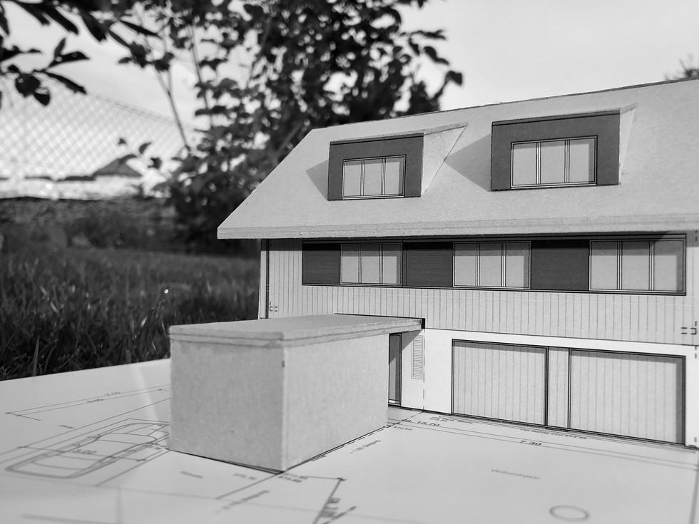 Neubau Wohnhaus, Neukirch an der Thur