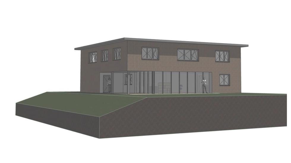 Neubau EFH, Münchwilen