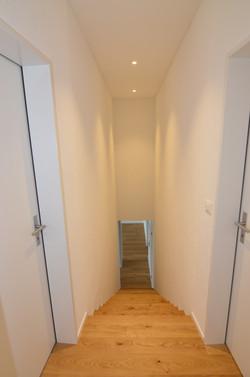 Neubau Treppe OG-DG