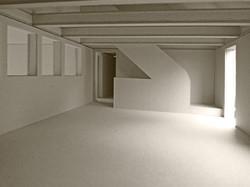 Modellfoto Büro (1.Projekt)