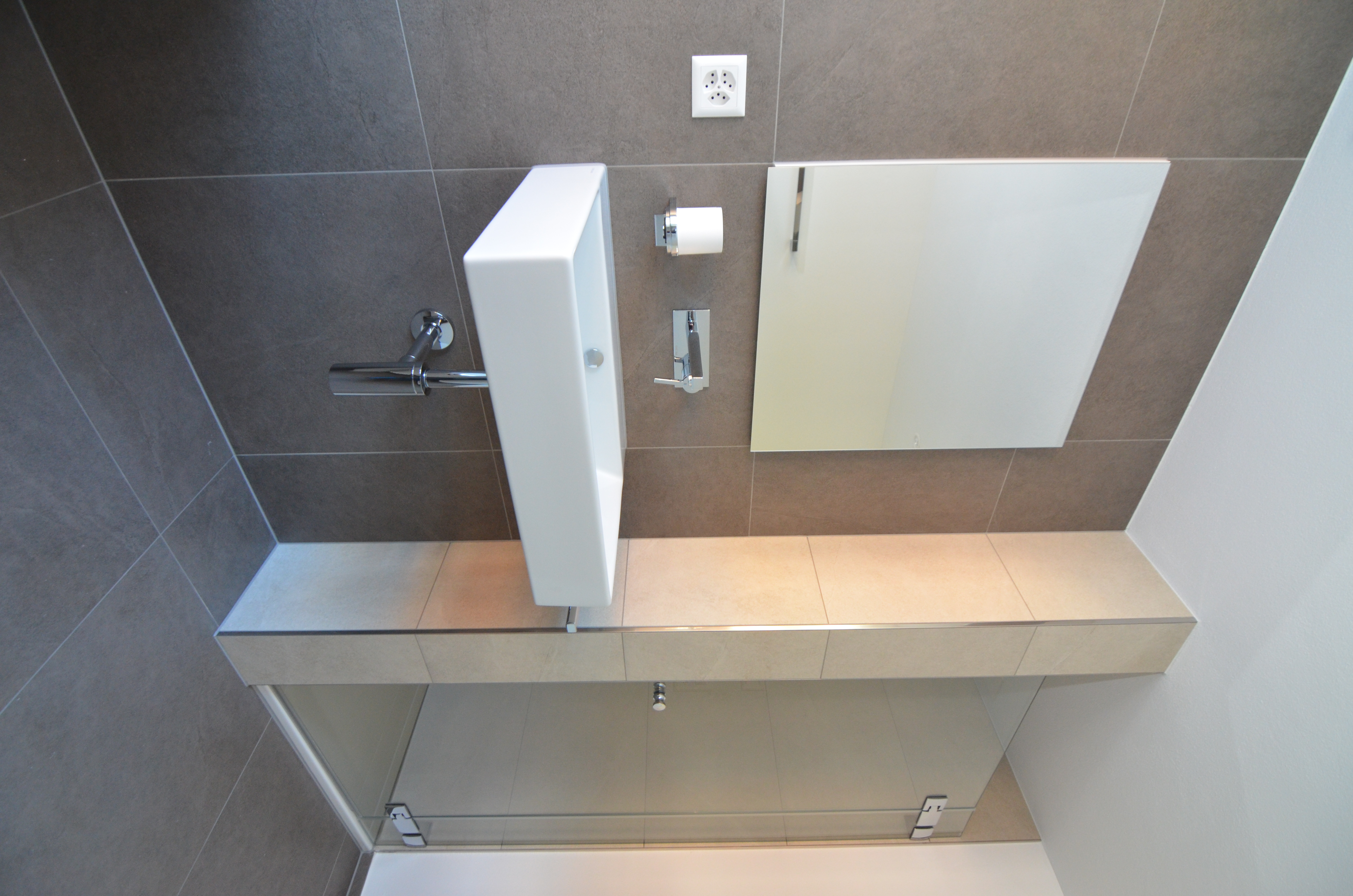 Altbau Dusche