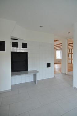 Feuerstelle Küche