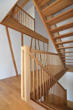 Altbau Treppe