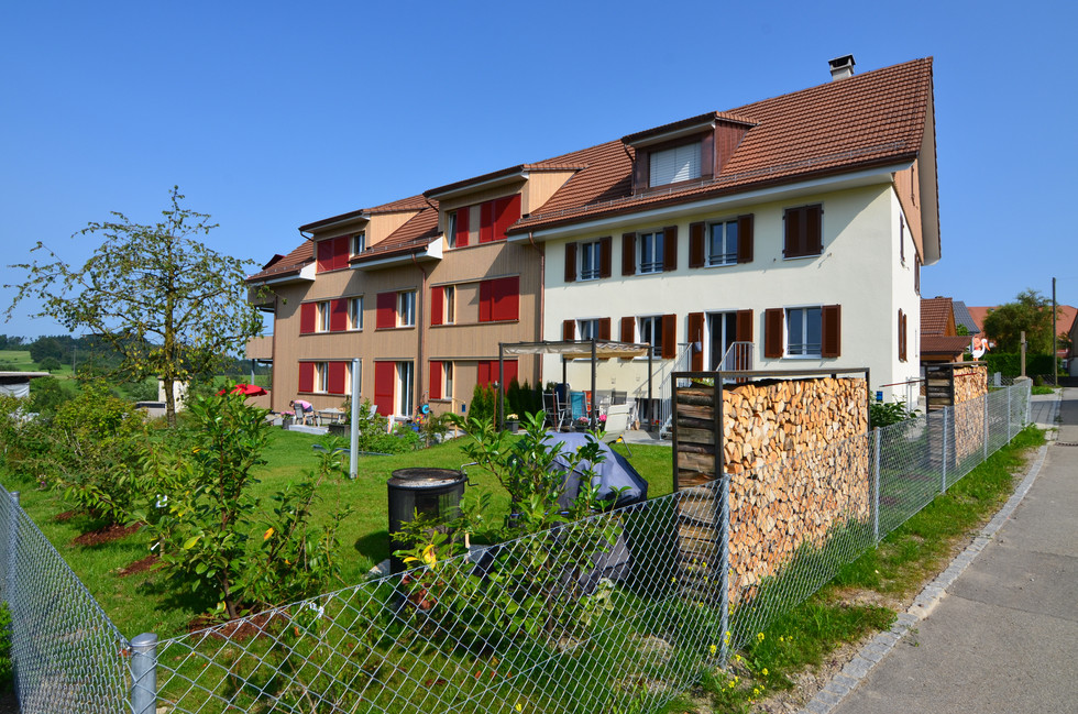 Sanierung / Neubau Bauernhaus, Hittingen