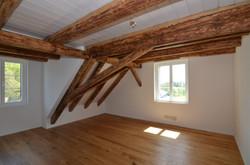 Altbau Dachzimmer