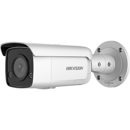 Hikvision 4 MP AcuSense Strobe Light and Audible Warning Fixed Bullet Network Ca