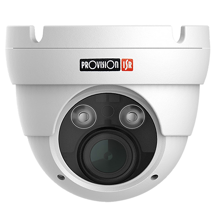 Provision  25M IR Motorized Vari-Focal Lens Dome