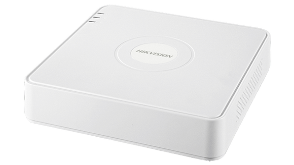 Hikvision 4-ch Mini 4 PoE 1U NVR