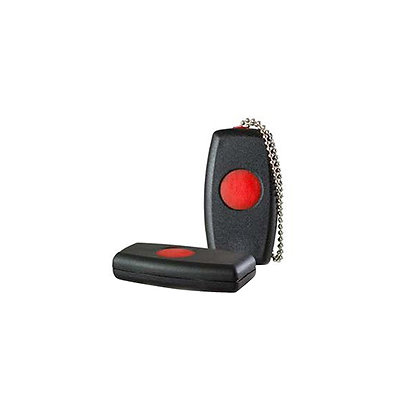 Sherlotronics 1 Button pendant transmitter
