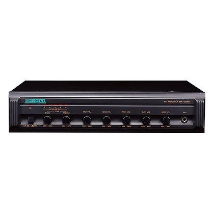DSPPA MP-1000P 350 Watt, 100V Line Mixer Amplifier