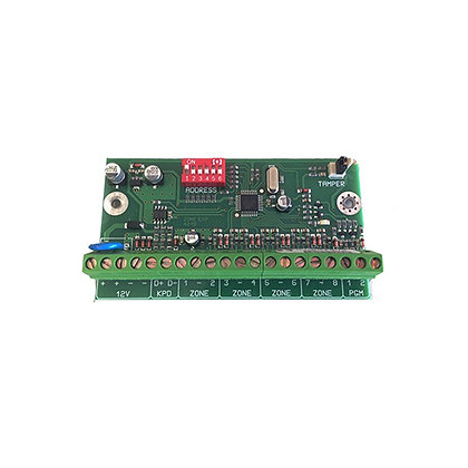 IDS XSeries - 8 Zone key-bus expander module, expand the X64 from 17 to 64