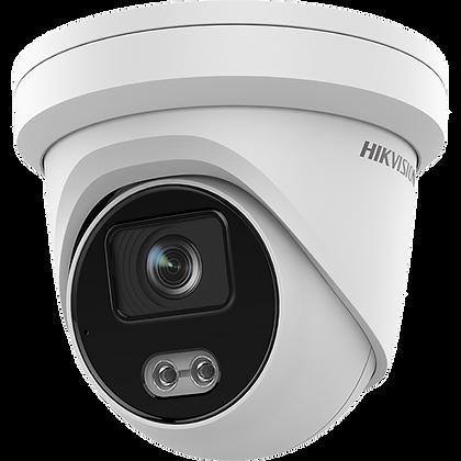 Hikvision 4 MP ColorVu Fixed Turret Network Camera