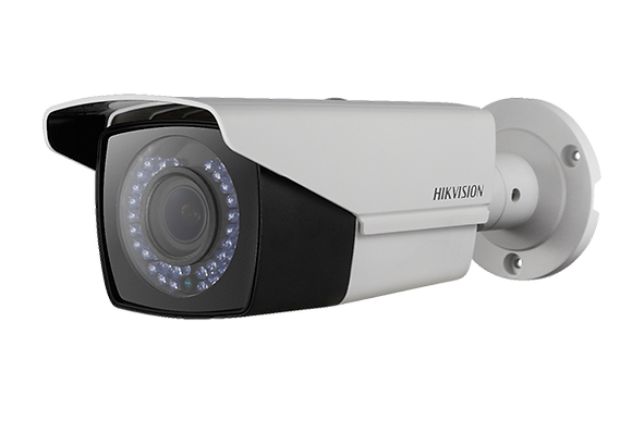 Hikvision 2 MP Manual Varifocal Bullet Camera