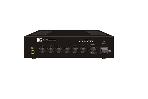 ITC T-20AP 20 Watt, 100V Line Mixer Amplifier