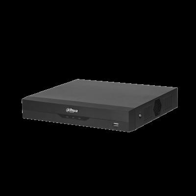 Dahua 4 Channel Penta-brid 5M-N/1080p Compact 1U 1HDD WizSense Digital Video Rec