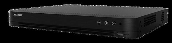Hikvision 16-ch 1080p 1U H.265 AcuSense DVR