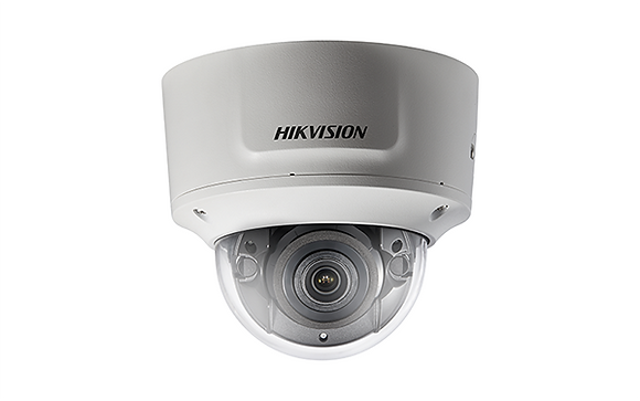 Hikvision 4 MP AcuSense Varifocal Dome Network Camera