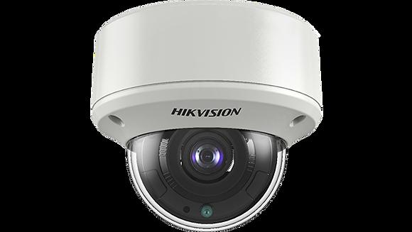 Hikvision 5 MP Ultra Low Light Vandal Motorized Varifocal Dome Camera