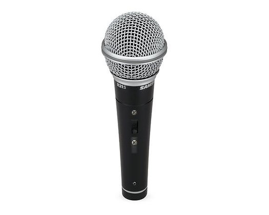Samson R21S - Dynamic Microphone