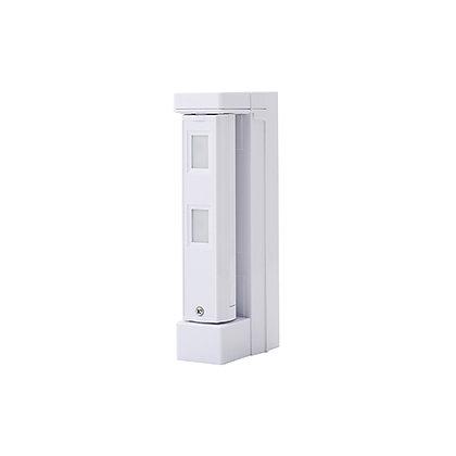 OPTEX Xwave FIT wireless outdoor PIR, 5 x 1m detector, adjustable to 2m range, w