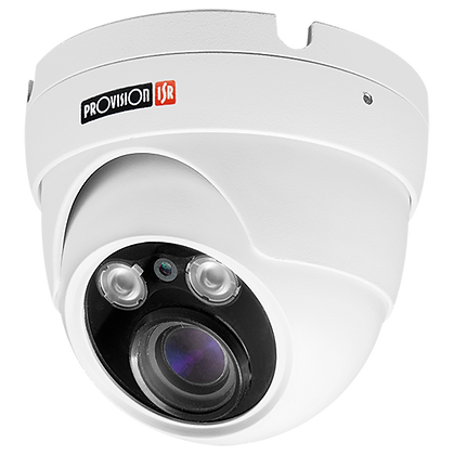 Provision 15M IR Fixed Lens Dome